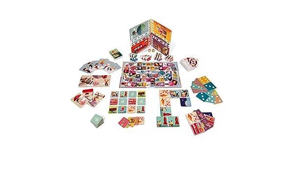 Janod Touroperator Game by ToyCentre: Amazon.es: Juguetes y juegos
