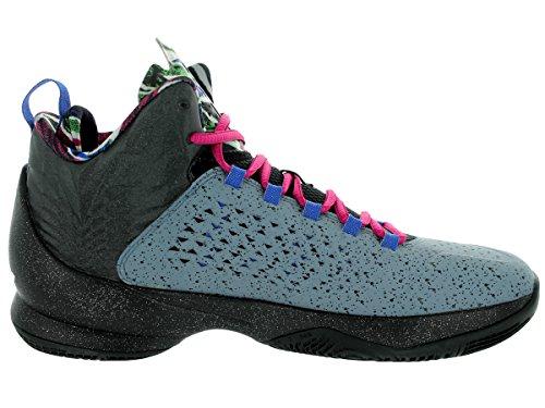 Nike Calzado deportivo Melo M11 de formación Gris - graphit/silber/schwarz
