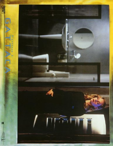 Póster de película Gattaca francés E 11 x 14 - 28 cm x 36 cm ...