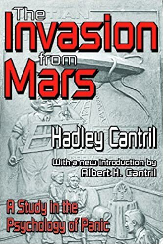 The invasion from Mars de Hadley Cantrill