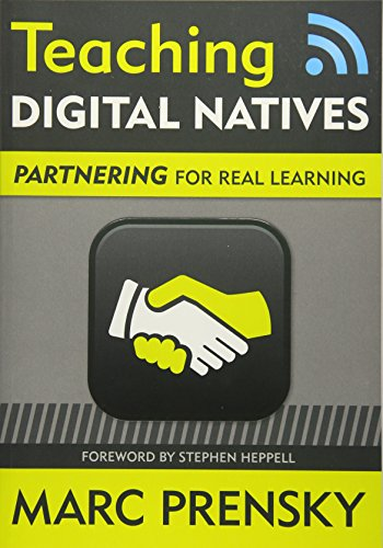 (Teaching Digital Natives: Partnering for Real)