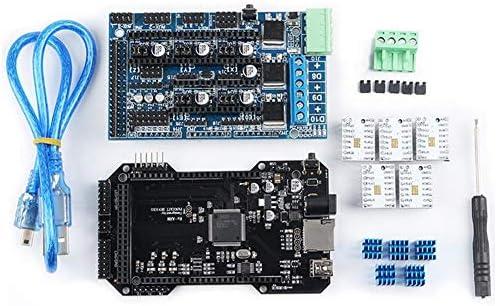 LWQJP TMC2218 V1.2 +にupgratedスロープ1.4 1.5 1.6 3Dプリンタ3Dプリンタの付属品のためにクローン化されたRE-ARM 32ビットコントローラのメインボード+ Ramps1.5ボードキット