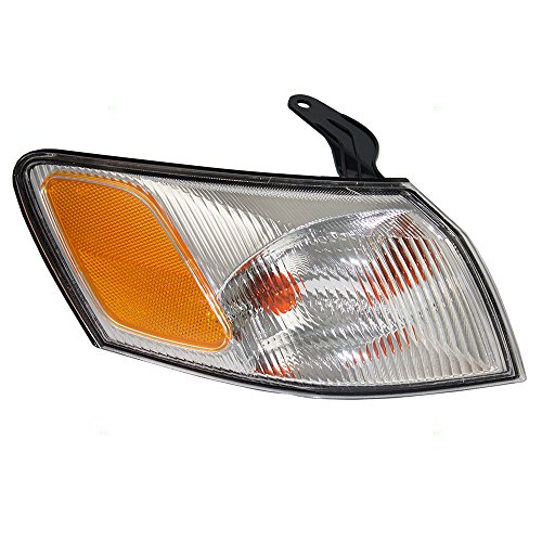 Passengers Park Signal Corner Marker Light Lamp Lens Replacement for Toyota (Park Lamp Lens)