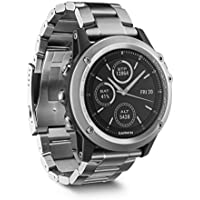 Garmin Fenix 3 GPS Sapphire Watch (Titanium)