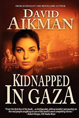 book cover of Kidnapped in Gaza