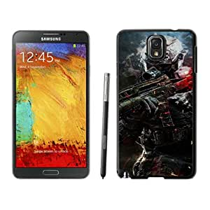 Samsung Galaxy Note 3 Case ,Unique And Fashionable Designed Case With Call Of Duty Modern Soldier Black For Samsung Galaxy Note 3 Phone Case