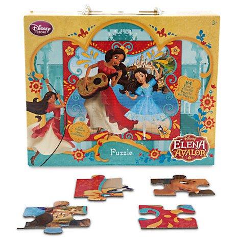 Disney Elena of Avalor Puzzle - 64 Piece