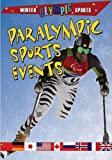 Paralympic Sports Events, Robin Johnson, 0778740250