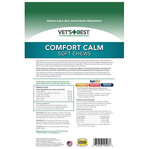 Top 10 Best Dog Supplements For Anxiety Top Reviews No