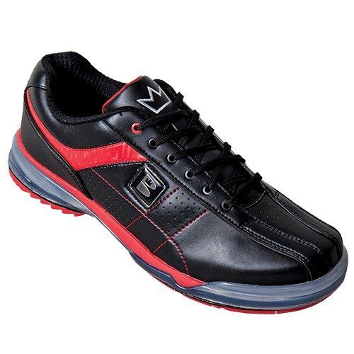 Brunswick TPU X zapatos de bolos para hombre negro /rojo