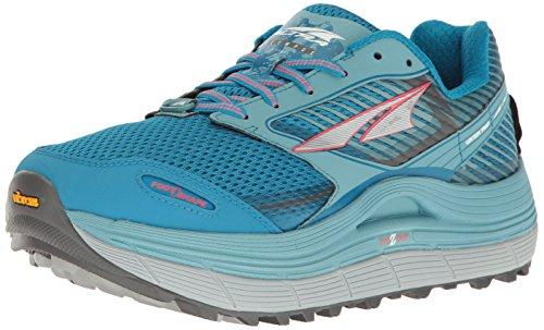 Altra Olympus 2.5 Women's Trail Running Shoe, Blue, 9.5