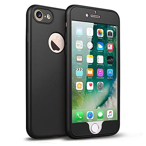 iPhone 7 Case,Hallsen [Full Body Protection] 36...