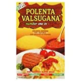 Valsugana Instant Polenta (Corn Meal) 375g - Pack of 6