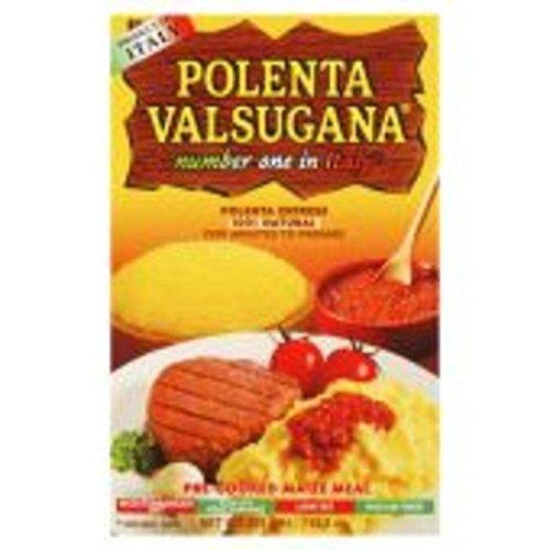 Valsugana Instant Polenta (Corn Meal) 375g - Pack of 6