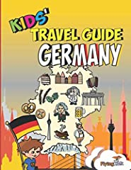 Berlin, Munich, Hamburg …          Whichever city or part of Germany your family plans to visit, make sure you have theKids' Travel Guide — Germany. A unique travel guide and activity book in one, it's the fun way to discover...