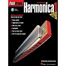 FastTrack Harmonica Method - Book 1: for Diatonic Harmonica (Fast Track Music Instruction)