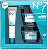 Boots No7 Protect & Perfect Intense Advanced 3 Piece Skincare...