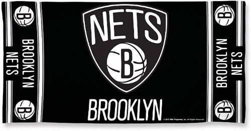NBA Brooklyn Nets Fiber Reactive Beach Towel