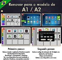 Amazon com: IPTV Brazil Code,TV Box Brazil Renew Code, A2 Renew Code