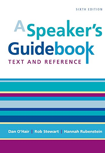 a-speakers-guidebook-text-and-reference-sixth-edition