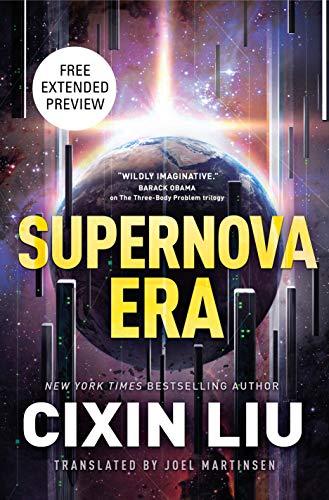 Supernova Era Sneak Peek por Cixin Liu