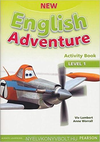 New English Adventure 1