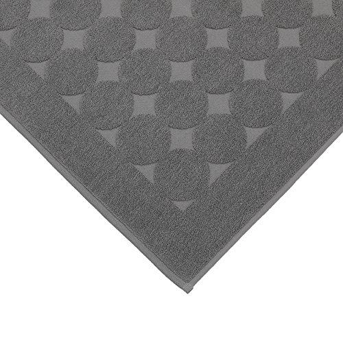Linum Home Textiles SN96-1CD Bath Towel, Dark Grey by Linum Home Textiles (Image #3)