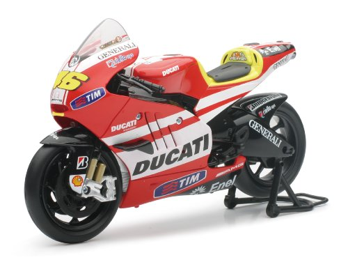 New Ray Ducati MotoGP Valentino Rossi Model - 1:12 Scale/-- -