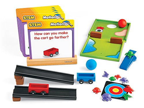 stem toys for 1 year old Lakeshore STEM Science Station - Motion