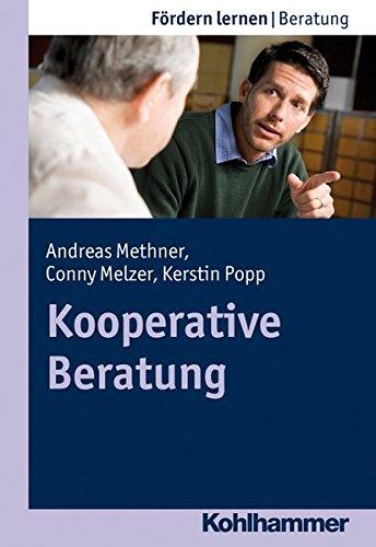Kooperative Beratung (Fördern lernen, Band 13)