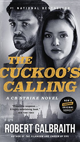 The Cuckoo's Calling (Cormoran Strike Book 1) cover