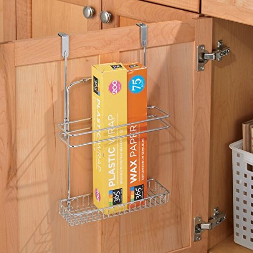 kitchen cabinet door storage kitchen storage the door basket organizer shower 5316