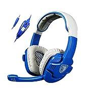 Generic SA-708 Cool Universal 3.5mm Plug Headband Game Headphone Over-Ear PC Computer Laptop Music Movie Earphone...