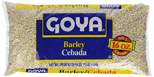 Goya Dry Barley - 16 Ounces