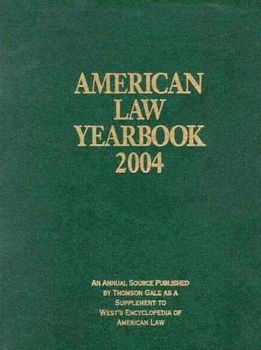 Read Online American Law Yearbook 2004 PDF