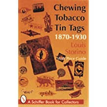 Chewing Tobacco Tin Tags