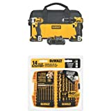 DEWALT 20-Volt Max Li-Ion 1.5 Ah Compact Drill and Impact Driver Combo Kit with Circular Saw