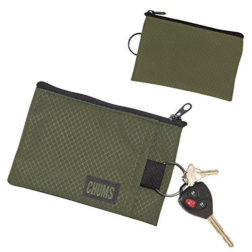 Chums 2016 Marsupial Wallet-Olive (Tate Olive)