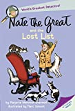 img - for Nate the Great and the Lost List book / textbook / text book