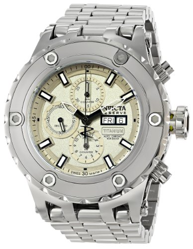 Invicta Men's 12920 Subaqua Analog Display Swiss Automatic Silver Watch