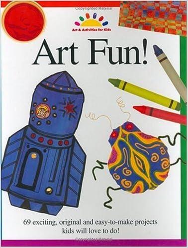 Art Fun Art And Activities For Kids North Light Books