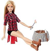 Barbie Sis Campfire Doll, Blonde