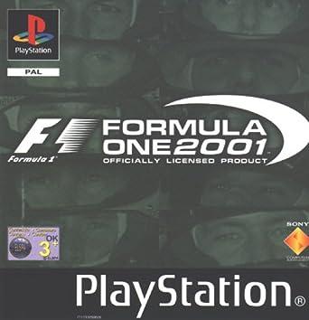 f1 2001 ps1