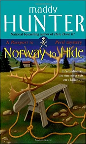 Norway to Hide: A Passport to Peril Mystery (Passport to Peril Mysteries) by Maddy Hunter (2007-10-30)