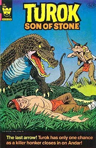 Amazon Com Turok Son Of Stone 130 Vg Gold Key Comic Book Entertainment Collectibles