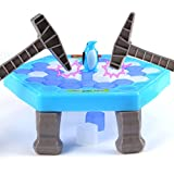 Ice Block Game Ice Breaker Save Penguin Knock Ice Block Table Game Toys Gift for Kids and Family by Mibote