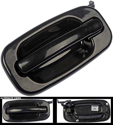 02 tahoe rear door handle smooth - 7