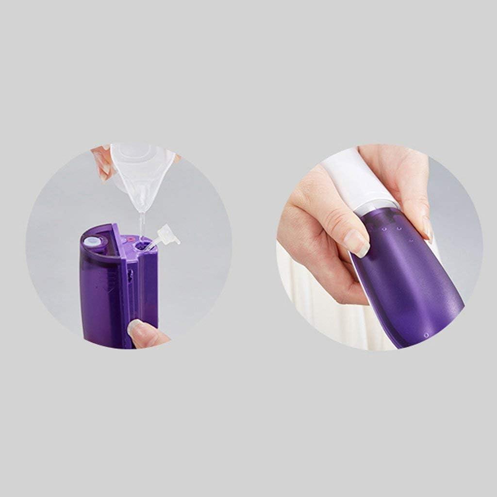 MU Maison accrochante Tenue dans la Main de Puissance élevée repassant des vêtements repassant la Mini Machine portative de Fer à Repasser à Vapeur Violet