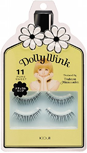 Dolly Wink Koji False Eyelashes #11 Pure Sweet