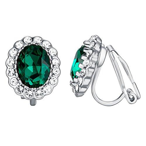 clip on ring earrings - 9